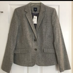 Gap Wool Blazer